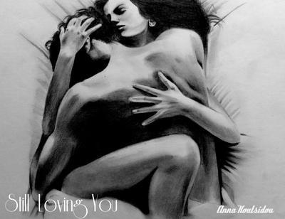 Still Loving You ! by annakoutsidou