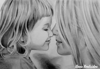 Motherhood by annakoutsidou