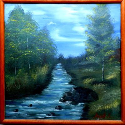 River Song by annakoutsidou