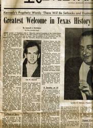 headline-nov-1963 by lebstock