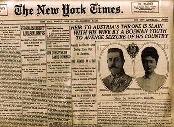 headline june 1914 by lebstock