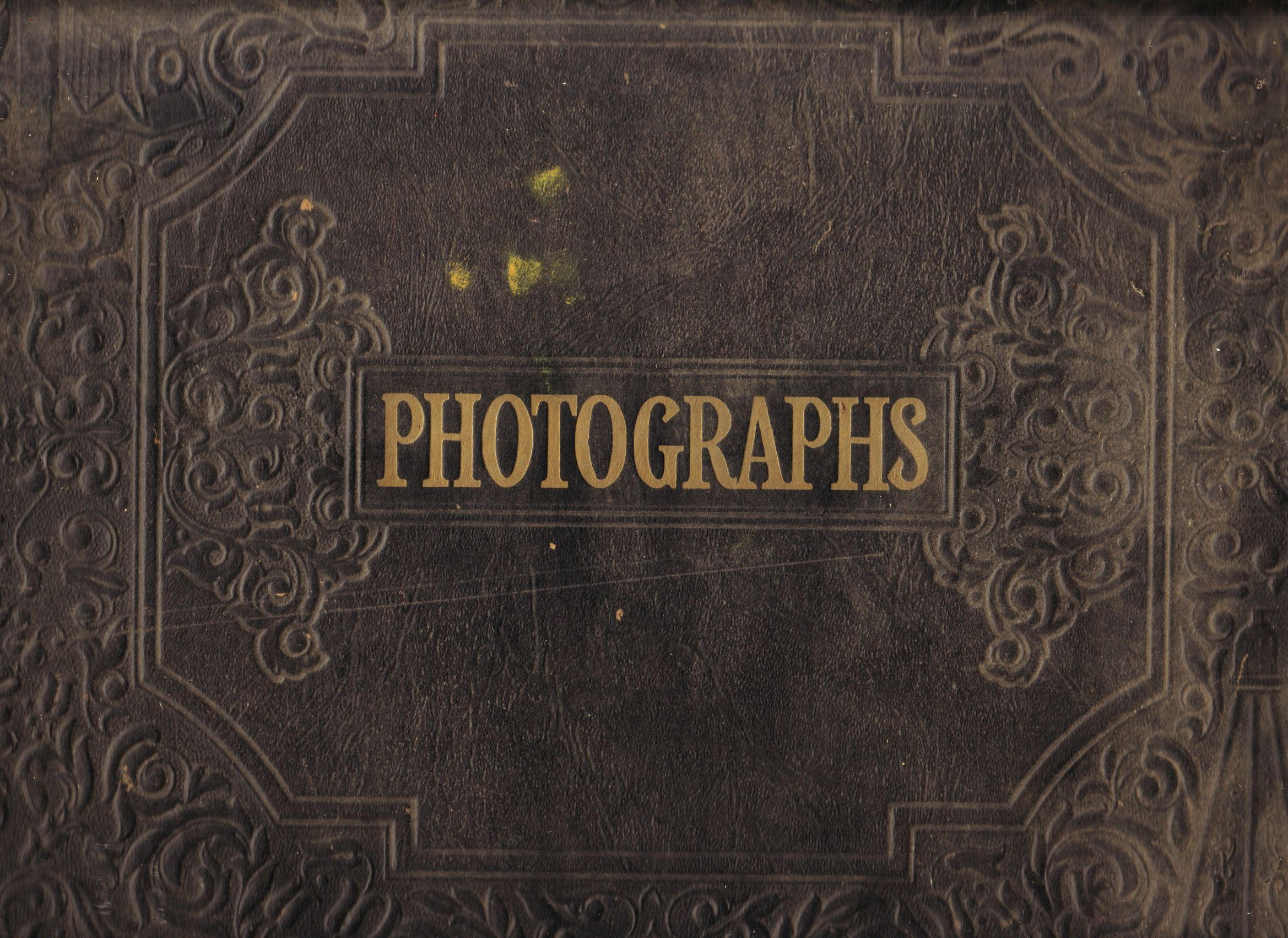 Brand new photographs album cover by lebstock on DeviantArt AS16