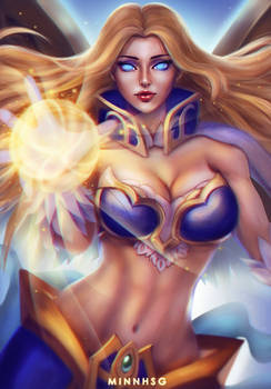 Lauriel from Arena Of Valor