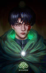 Levi Ackerman by minnhsg