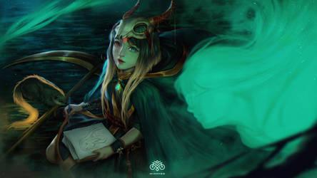 Artist Avatar Challenge, Theda