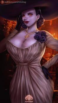 Lady Dimitrescu (SFW version)
