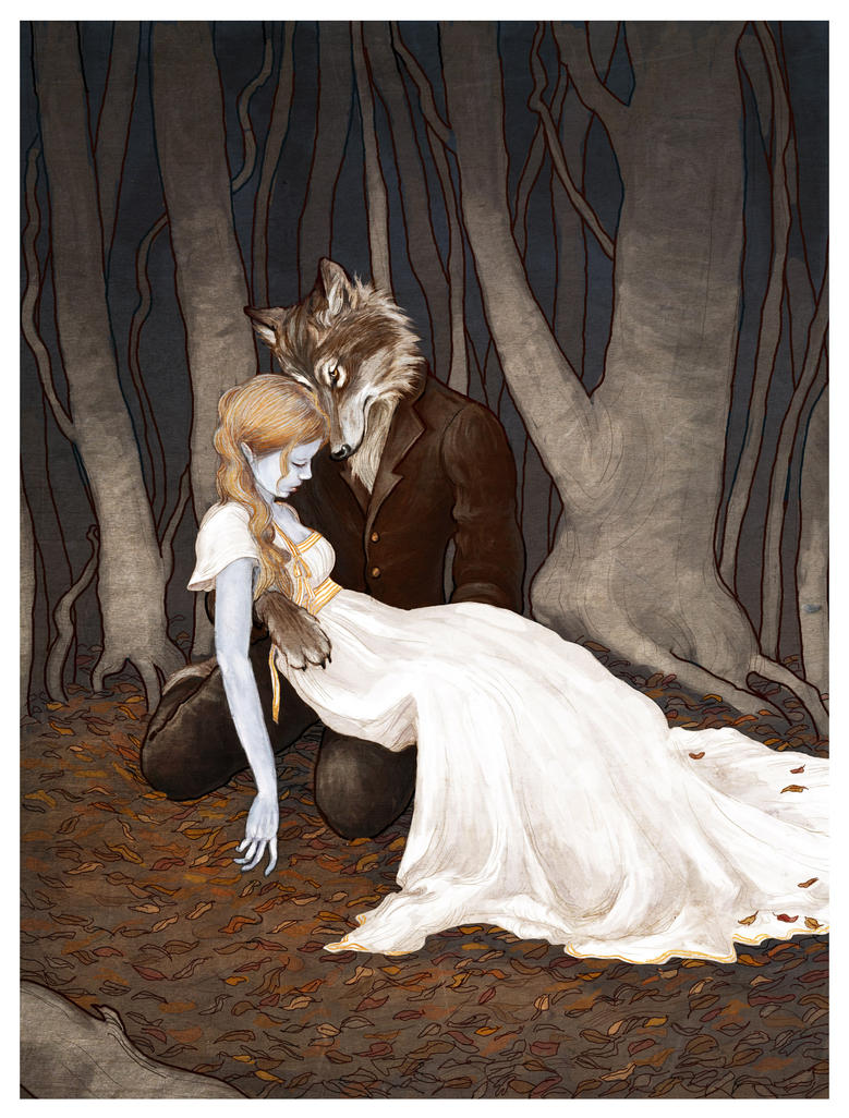the wolfman by bluefooted