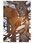Harpy - print