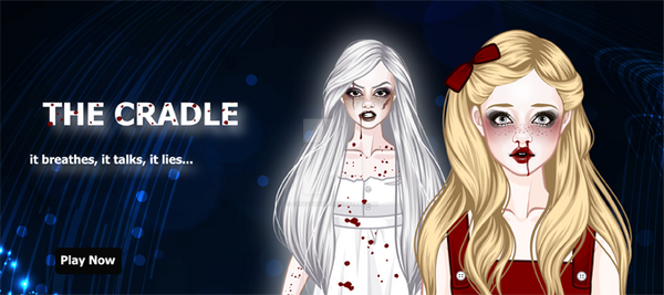The Cradle Dress Up Game