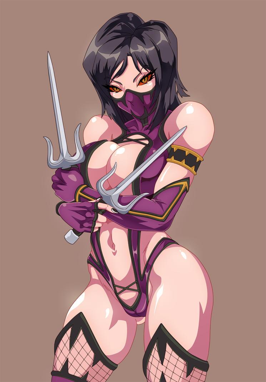 Mortal Kombat 9 - Mileena by Infernal-Overkill