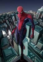 Spider-man by MrRedButcher