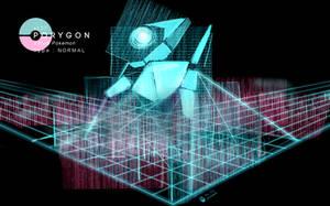 Porygon by MrRedButcher