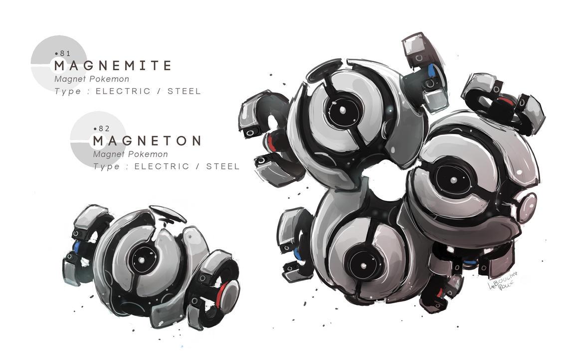 Magnemite Magneton 453805917