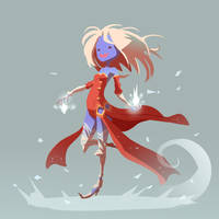 Super Jynx by MrRedButcher