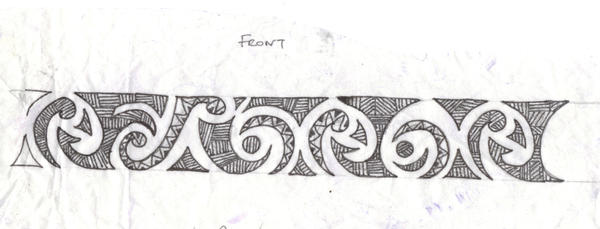 Tribal Maori Style Band By Deano35 On DeviantArt