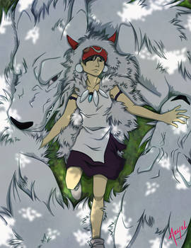 Princess of Wolves