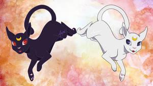 Moon Kitties