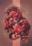 Chinese Zodiac: Fire Monkey