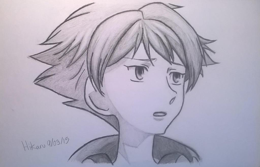 Hikaru by DarkUmbreon12