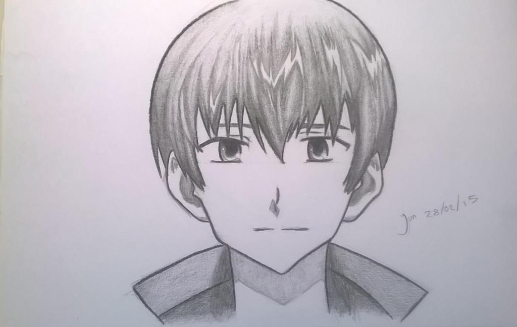 Jun by DarkUmbreon12