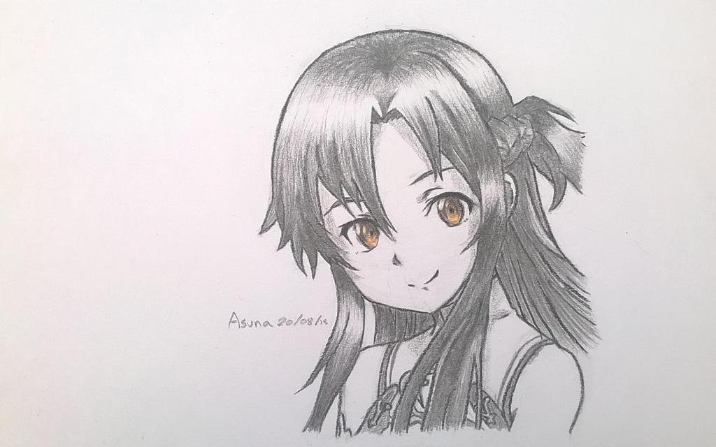 Asuna by DarkUmbreon12