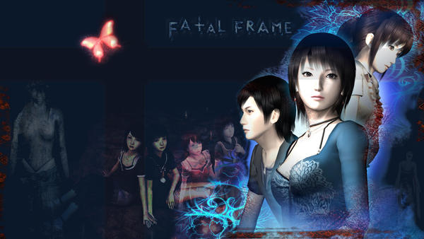 ps3 hd wallpaper. Fatal Frame PS3 Wallpaper HD