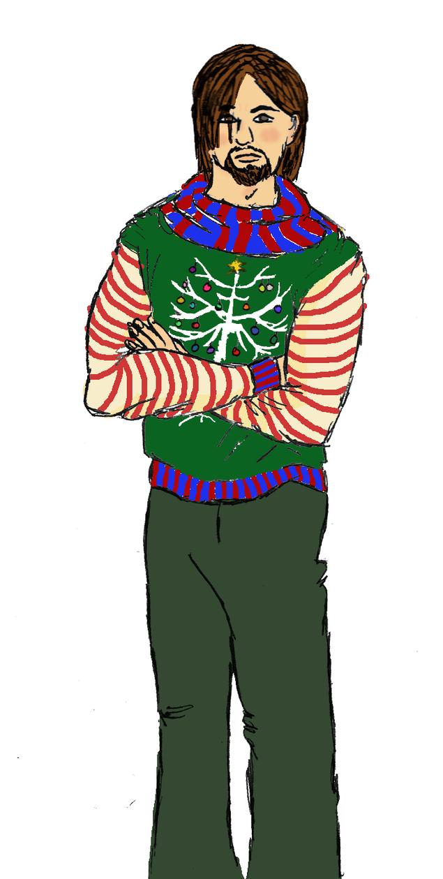 Christmas Sweater by Joysweeper