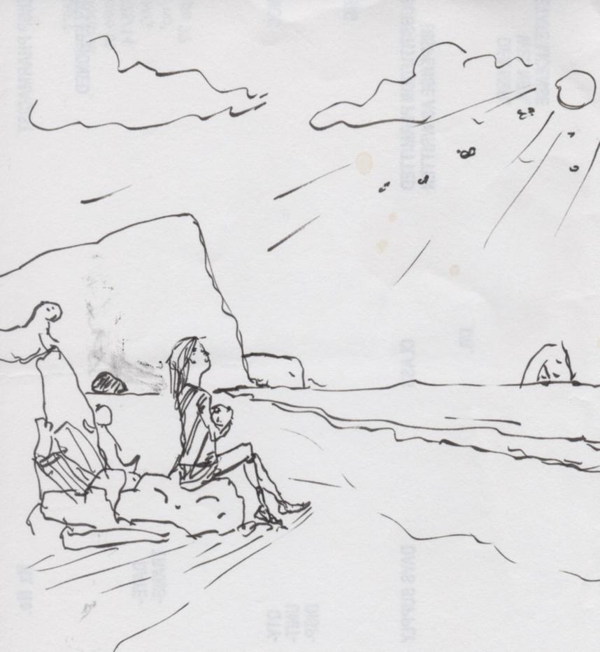 Thumbnail Sketch Seal Princess by gravit8