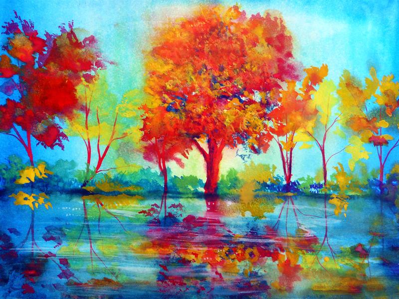 Waterside by AnnMarieBone
