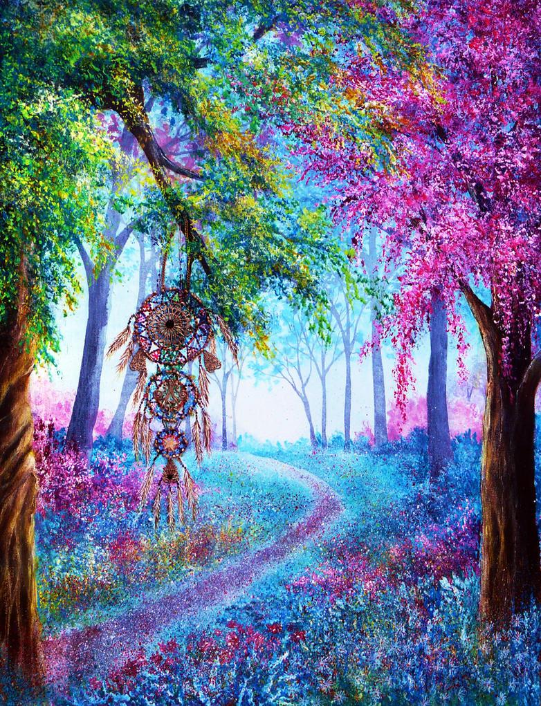Dreamcatcher by AnnMarieBone on DeviantArt