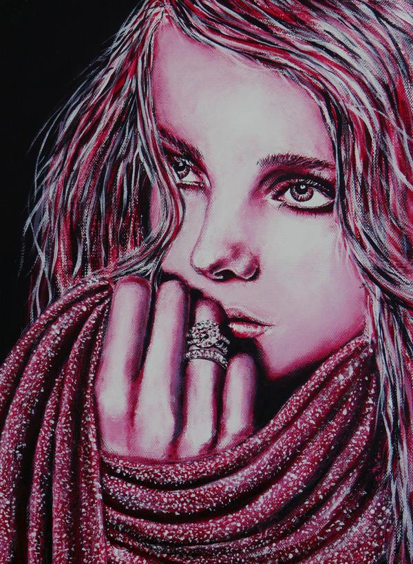 Pensive by AnnMarieBone