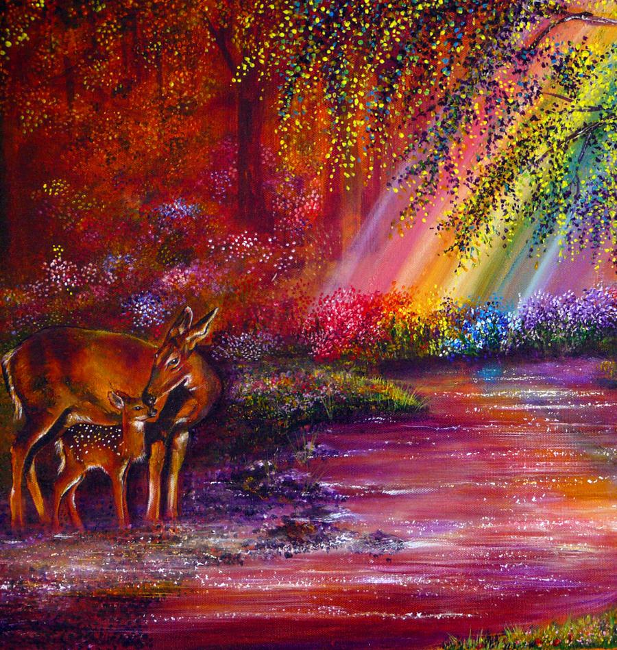 Rainbow's End by AnnMarieBone