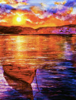 Enchanted Evening by AnnMarieBone