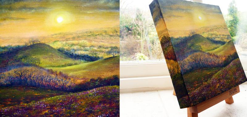 Derbyshire Hills by AnnMarieBone