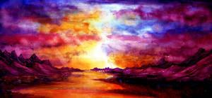 Commission:  Daybreak