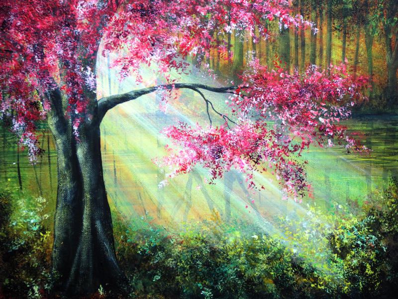 Glimmer by AnnMarieBone