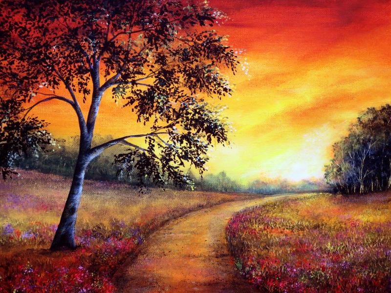 Journey's End by AnnMarieBone