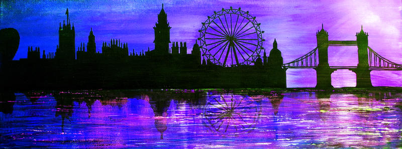 London Light by AnnMarieBone