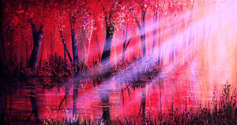 In the Light by AnnMarieBone