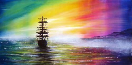 Beyond the Sea by AnnMarieBone
