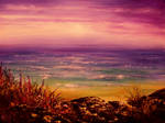 PAINTING: Gentle Sunset