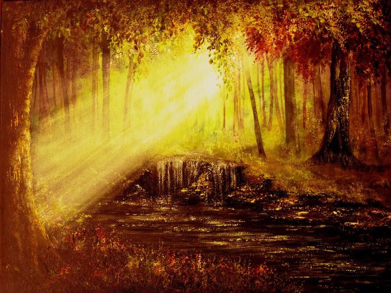 Shine Your Light by AnnMarieBone
