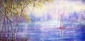 Sailing Through a Dream