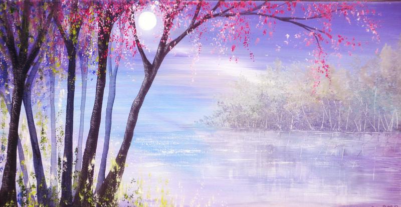 Placid Waters by AnnMarieBone
