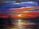 Sunset Journey