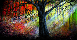 Feeling the Light by AnnMarieBone