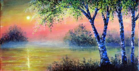 Break of Dawn by AnnMarieBone