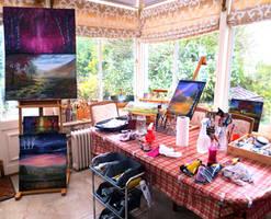 Work in Progress by AnnMarieBone