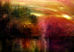 Autumn Hues by AnnMarieBone