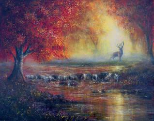 Call of Autumn by AnnMarieBone